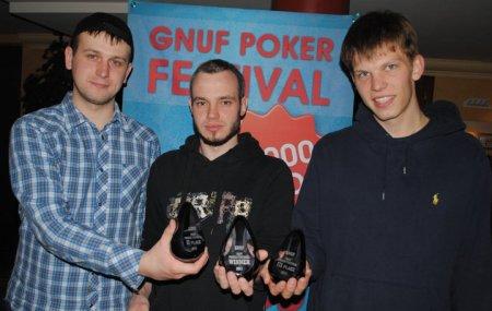 Gnuf Open Main event I-vieta