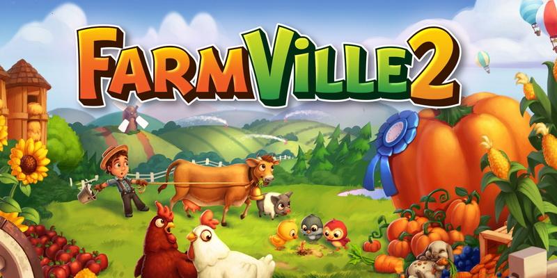 FarmVille 2 socialinis žaidimas