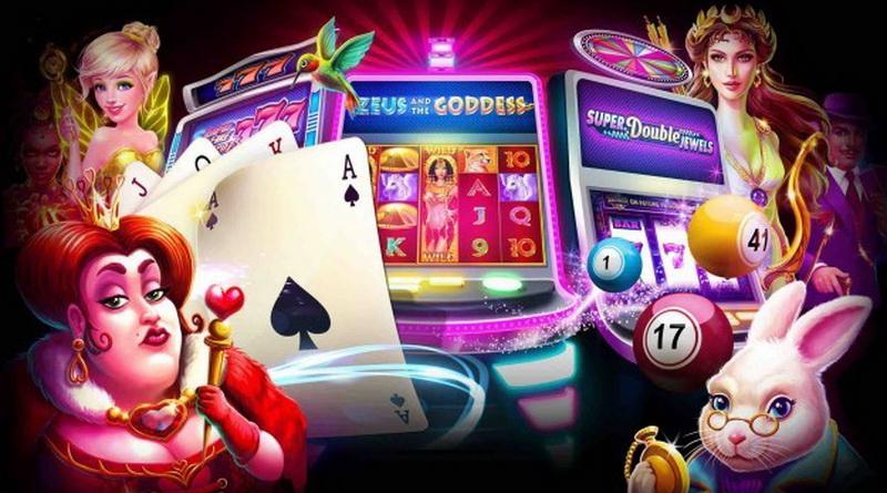 Pokeris, loto ir kiti socialiniai kazino žaidimai